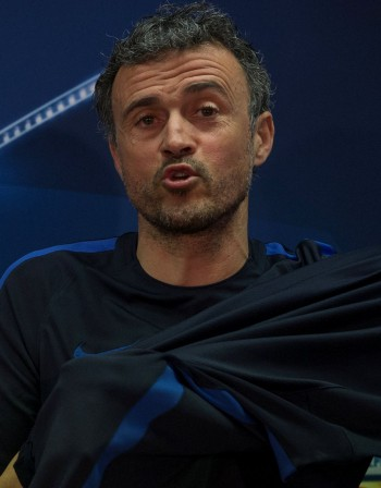 Лучо пожела на Неймар още 900 гола за Барса