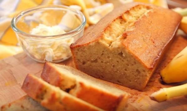 Рецептата Dnes: Кейк с банан, кокос и ванилия