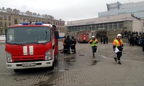 Официално: 9 загинали и над 20 ранени след взрива в Санкт Петербург