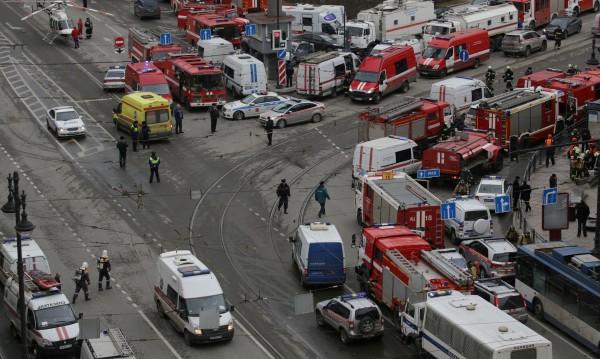 Взривът в Санкт Петербург – тероризъм. Жертвите вече 10