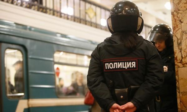 Затвориха за кратко станции на метрото в Санкт Петербург