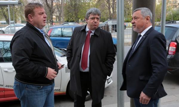 """""""Борисов 3"""" цепи патриотите на 3: С отделен договор за всеки?"""