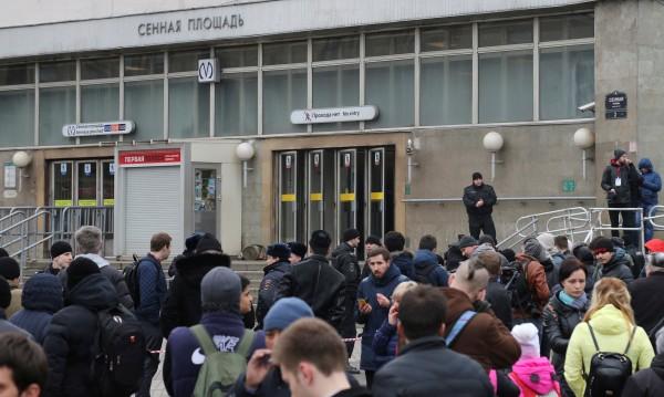Какви са били целите на организаторите на атентата в Петербург?