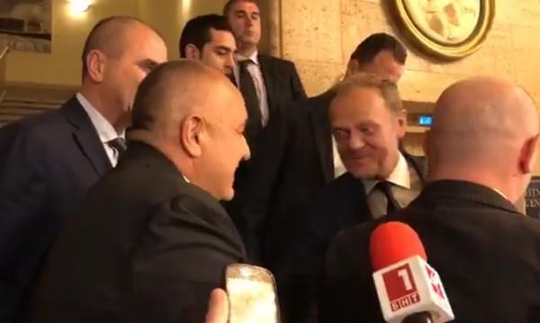 """Трети опит: Партньорите в """"Борисов"""" 3 няма да дават еднолично оставка"""