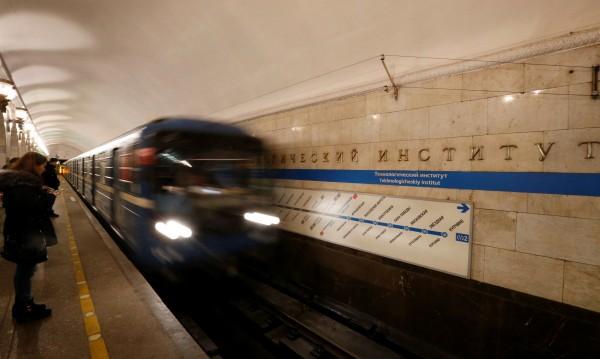 Всички метростанции в Санкт Петербург са отворени