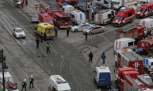 Четирима от загиналите  в Петербург - неразпознаваеми