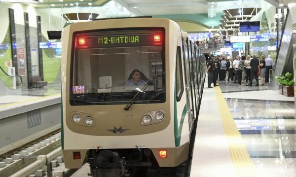 И София, и метрото – умни! Слагат smart стени на станциите