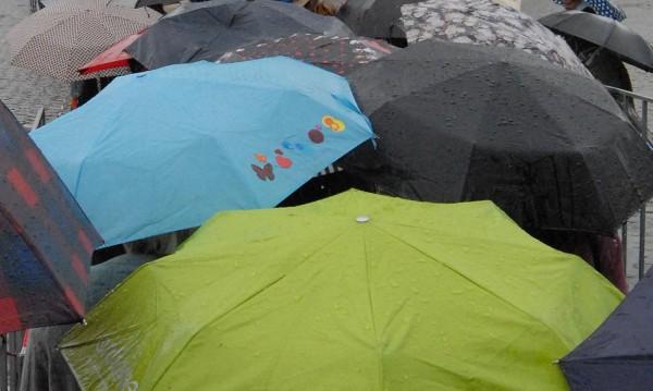 Времето утре – дъжд, гръмотевици и вятър