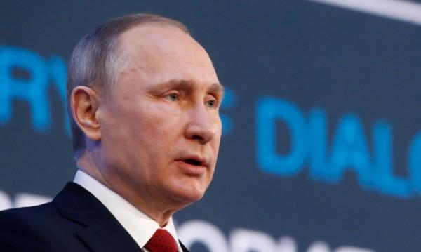 Путин: Страните от ОНД са мишени на терористите!