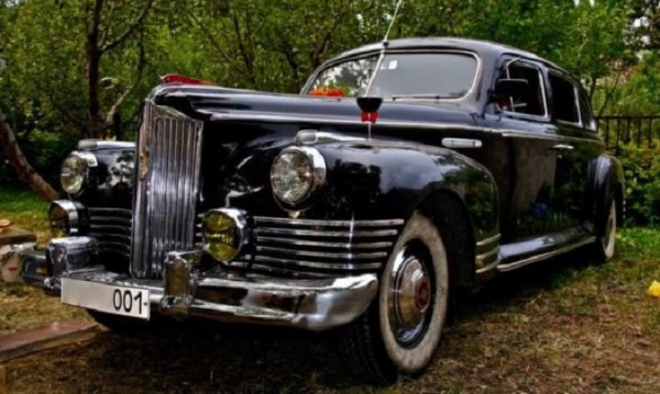 ЗИС-ът на Сталин за продан, искат за съветската лимузина ?8,5 млн.