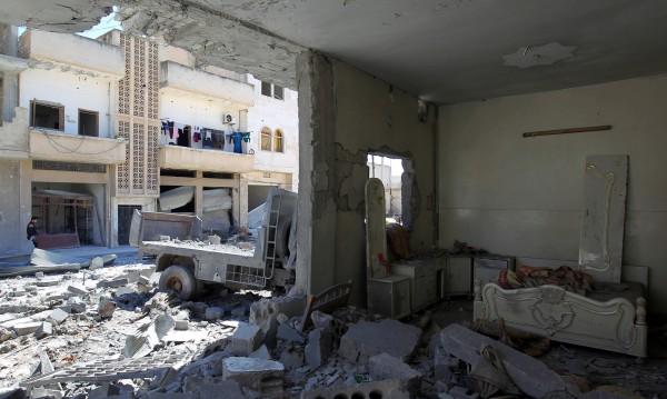 22 души от семейство убити при химическия ад в Сирия