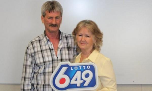 Три пъти за щастие! Семейство от Канада с лотариен удар