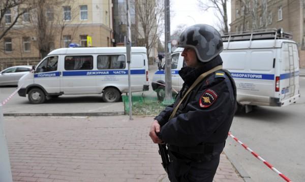 Задържани са съучастници на атентатора от Петербург