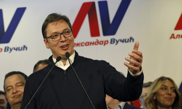 Вучич обяви плановете си: Правим СФРЮ + Албания!