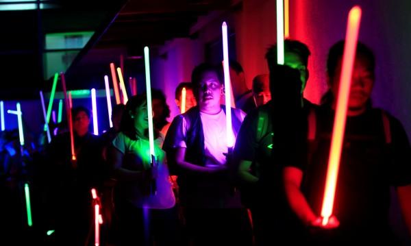 Лазерните мечове от Star Wars вече са реалност