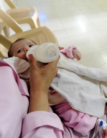 Как да развием сетивата на 6-месечното бебе