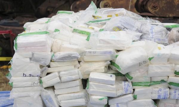В Белгия заловиха 1,25 тона кокаин за €60 млн.