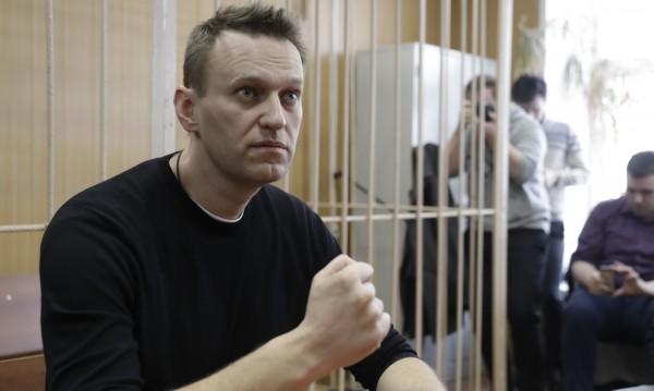 Европарламентът поиска Русия да освободи Навални