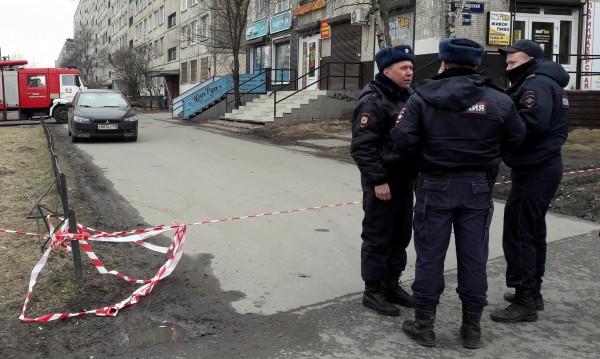 Осем задържани за атентата в Санкт Петербург