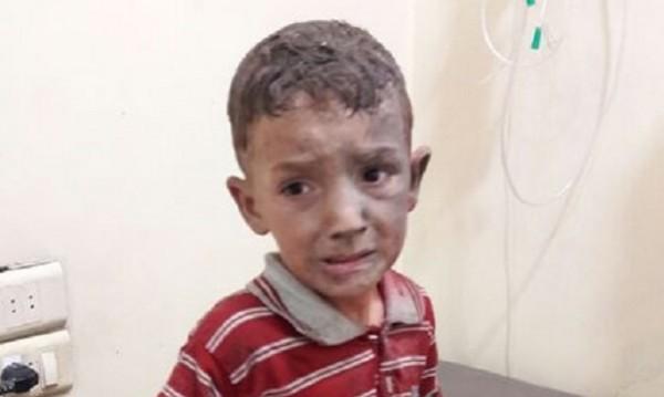 Атаката над Сирия: Тръмп заповядал удара заради ужаса в детските очи