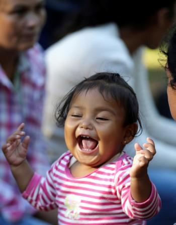Херпес по устата на детето - как да се справим?