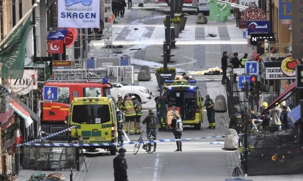 Арестуваха заподозрян в Швеция, признал си