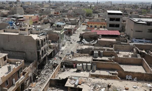 ИД убила десетки цивилни при опит да избягат от Мосул