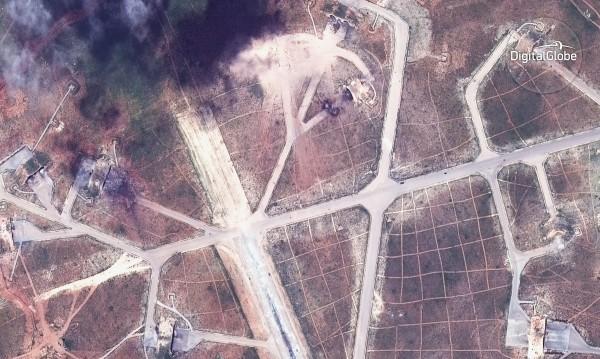 САЩ: Ракетният удар в Сирия е послание и за други държави