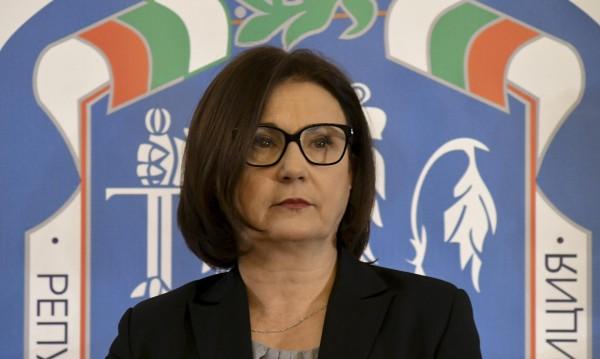 Бъчварова: Депутат съм, друго не е обсъждано!