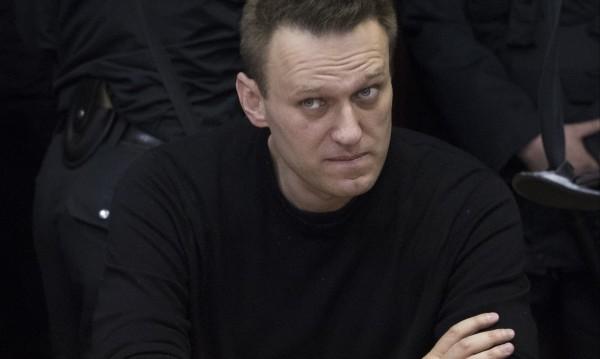 Навални излежа 15-дневната присъда, освободиха го