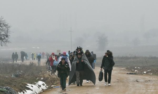 По-малко бежанци пристигат в Германия