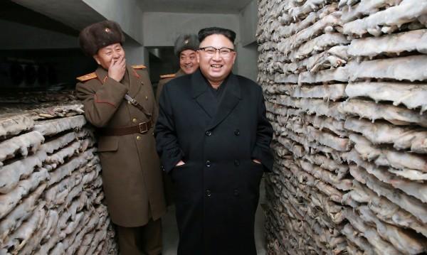 Корейското буре с барут е опасно като близкоизточното