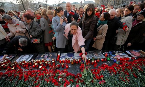 Задържаните за атентата в Петербург – членове на терористични клетки