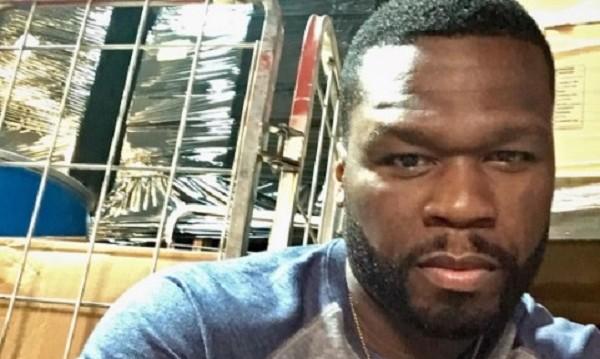 Насилие от звезда: 50 Cent удари жена
