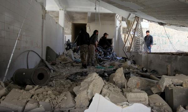 Путин предупреждава за нова химическа атака в Сирия