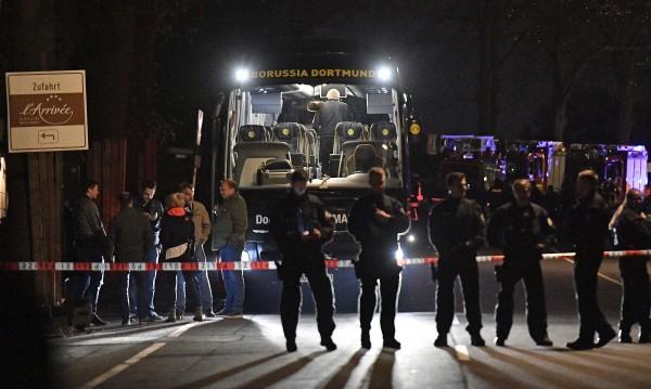 Втори ранен при експлозиите в Дортмунд