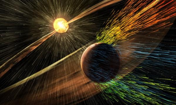 НАСА предупреждава: Магнитни бури за празниците!