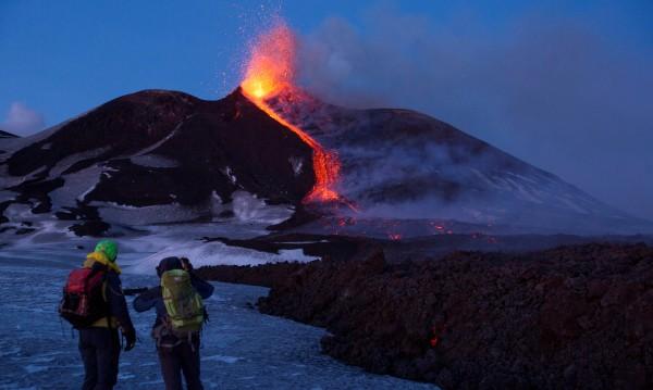 Топ 5: Най-опасните вулкани на Земята