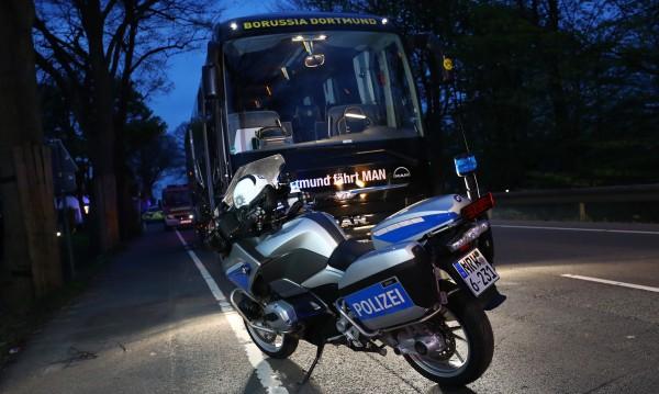 Арестуваха един човек за бомбената атака срещу Дортмунд