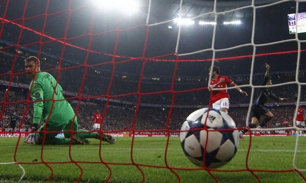 Байерн ядоса Реал, падна насред Мюнхен