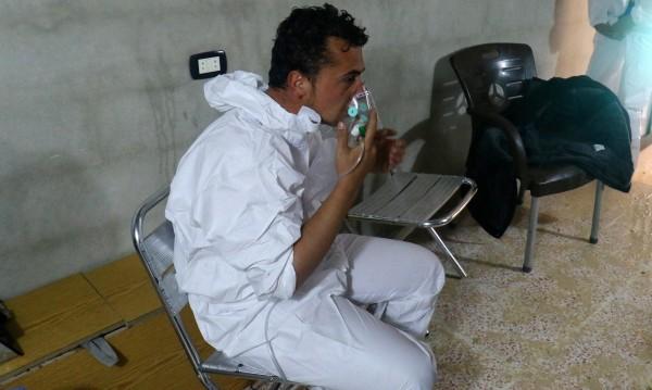 Експерти разследват предполагаемата атака със зарин в Сирия
