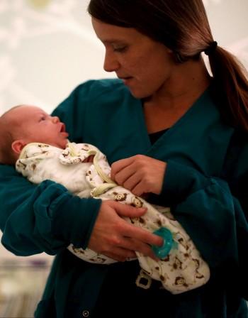 Д-р Радка Масларска: Средата е много важна за новороденото