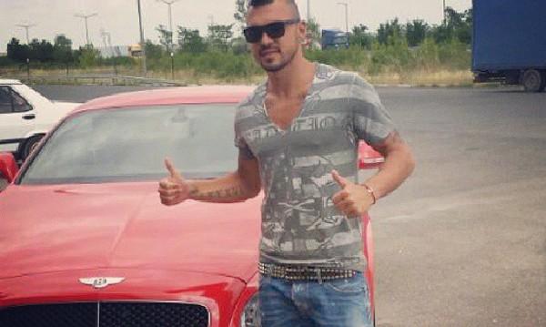 Колата на Божинов вече е собственост на Азис