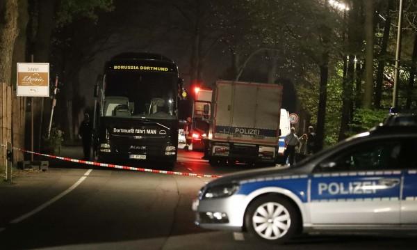 Задържаният иракчанин за атаката в Дортмунд остава в ареста