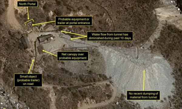 Тръмп в Тwitter: САЩ и съюзниците им ще се заемат с Пхенян