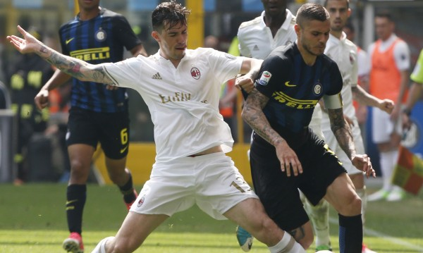 "Милан и Интер не се победиха, ""росонерите"" изравниха накрая"