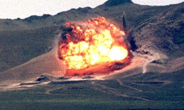 САЩ започнаха тестове с усъвършенствана атомна бомба