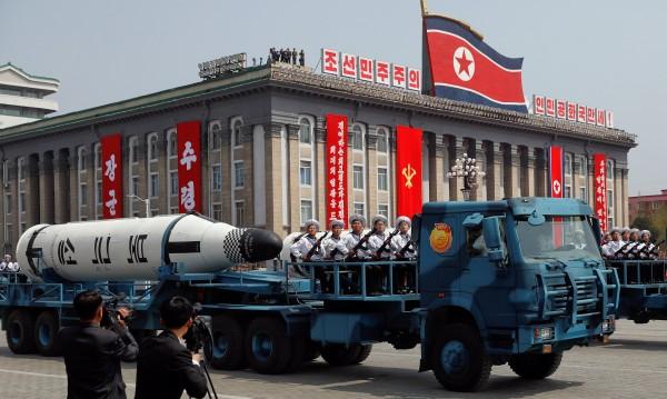 Северна Корея отново провокира света с опит да изтреля ракета