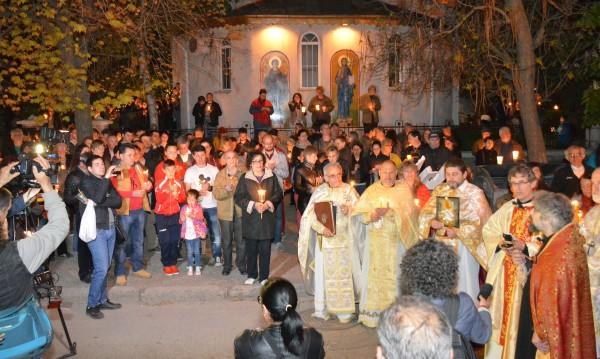 Православни, католици и арменци празнуват заедно в Русе