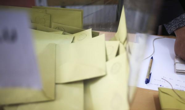 Гласуването на референдума в Турция приключи
